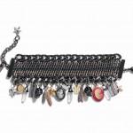 90630 Tribal Tonal Charm Bracelet