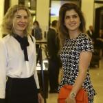 Cloris Leite e Isabel Francez