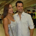 Eduardo Scarpa e Ana Cecilia Cunha