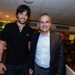 Fabio Faria e Luiz Urquiza