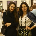 Giovana Meneghel e Melanie Bittencourt