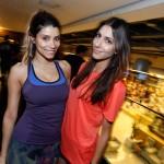 Isabella Novaes e Tayra Caran