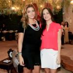 Marcella Tranchesi e Manoela Parente