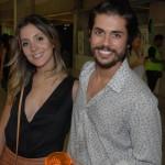 Pedro Ivo Brito e Maria Flavia Tidei