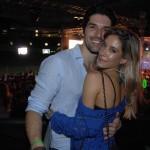 Renan Pizii e Daniella Novaes