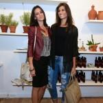 Sandra Santos e Talita Pires