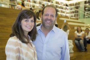 Lançamento Shakehands, de Cristiana Papa Yunes