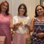 Auricelia Pereira, Clara Regina, Rosa Ximenes