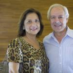 Cristina e Toninho Yunes