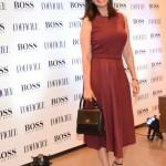 Juliana Santos, gerente de marketing da Hugo Boss no Brasil