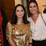 Maria Rita Alonso e Ana Cristina Pereira Leite