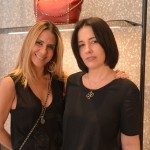Nara Galvão e Patricia Almeida