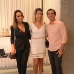 Paula Ardanza, Luciana e Paulo Mapurunga