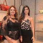 Sandra Gomes e Karla Santos
