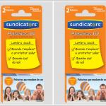 Pulseiras e adesivos que monitoram a exposição ao sol