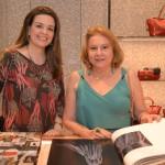 Viviane Tavares e Vitoria Aleixo