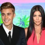 Kourtney Kardashian x Justin Bieber