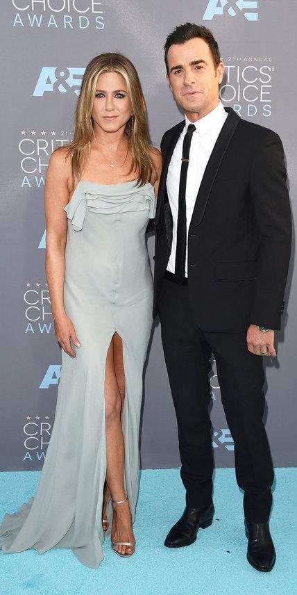 Jennifer e Justin