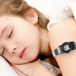"""Termômetro """"relógio"""" para os pequeninos"""