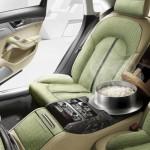 """Versão japonesa de um modelo Audi traz """"panela de arroz"""" como principal destaque"""