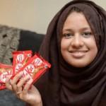 Abastecimento de KitKat para sempre!