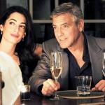 Clooney confessa que esperou mais de 30 minutos para o SIM