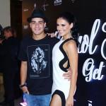 Thiago Martins e Paloma Bernardi