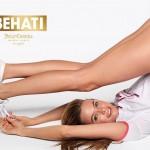 Behati Prinsloo lança coleção em parceria com a Juicy Couture