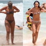 Com 10 quilos a menos, Patricia Poeta desfila novo corpo