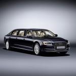 Audi versão estendida
