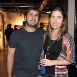 Brunno Thomaz e Amanda Vitale