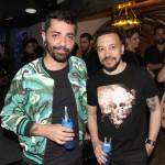 Lucas Magalhães e Leonidas Coelho
