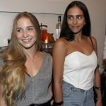 Luiza Vanzetto e Manuela Albuquerque