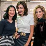 Patricia Barros Mel Nunes e Lucilia Matarazzo