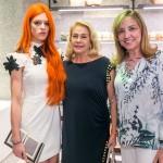 Patricia Garcia, Olidia Carvalho e Sumaya Neves