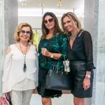 Rachel Gusmao, Hosana Pereira e Marcia Verissimo