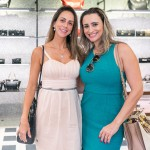 Tatiana Gomes  e Rachel Affonso