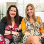 Virginia Dexheimer e Sandra Moura