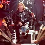 AC/DC confirma Axl Rose como novo vocalista