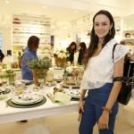Tania Bulhões no Shopping Village Mall