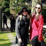 Camila Lemos e Caroline Isquerdo