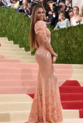Beyoncé de Givenchy Haute Couture