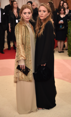 Mary Kate e Ashley Olsen de The Row