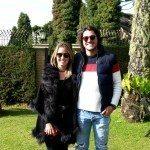 Valentina Drummond e Mauricio Barbieri