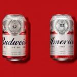Cerveja Budweiser muda seu nome para America