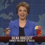 "Dilma Rousseff vira alvo de piada no programa ""Saturday Night Live"""