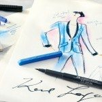 Kar Lagerfeld se une à  Faber Castell