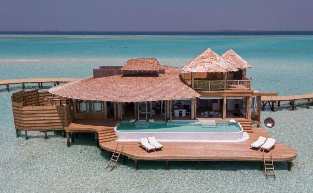 Soneva Jani o novo paraíso das Maldivas