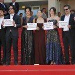 Sônia Braga rebate críticas do ministro da Cultura sobre protesto em Cannes