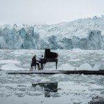 Piano no Ártico para salvar o gelo